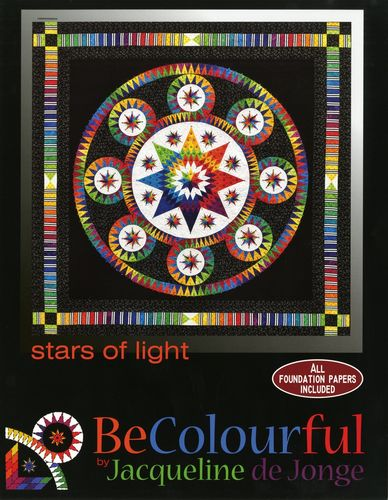 Stars of Light - Be Colourful