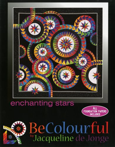 Enchanting Stars - Be Colourful
