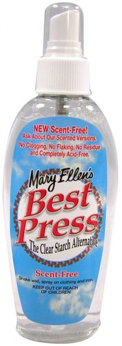 Best Press Bügelspray 6oz (177ml) Duftfrei