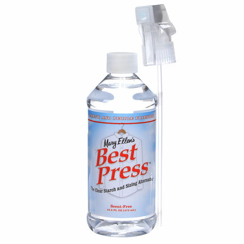 Best Press Bügelspray 16oz (473ml) Duftfrei
