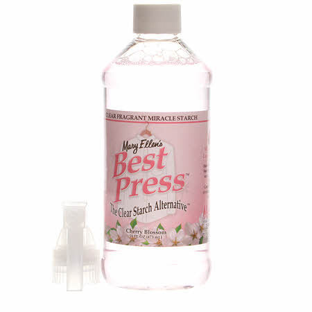 Best Press Bügelspray 16oz (473ml) Cherry Blossom