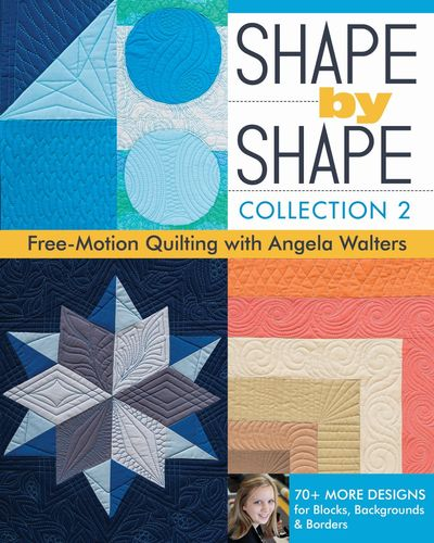 Shape by Shape 2 von Angela Walters