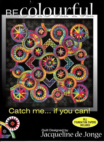 Catch me if you can - Be Colourful