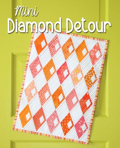 Mini Diamond Detour