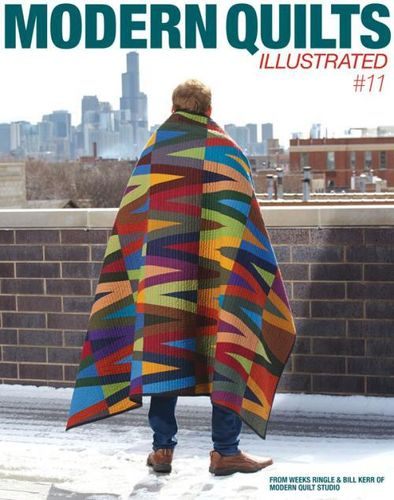 Modern Quilts Illustrated -11