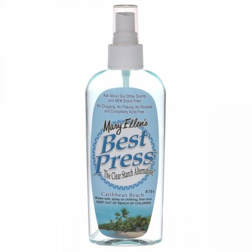 Best Press Bügelspray 6oz (177ml) Caribbean Beach