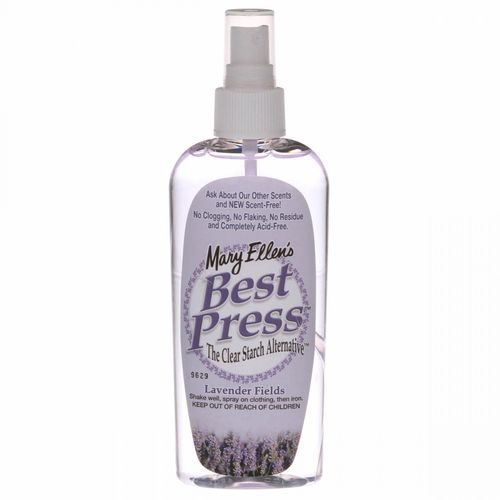 Best Press Bügelspray 6oz (177ml) Lavender Fields