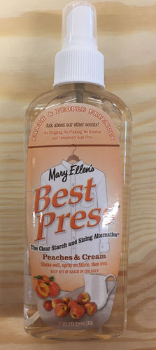 Best Press Bügelspray 6oz (177ml) Peaches & Cream