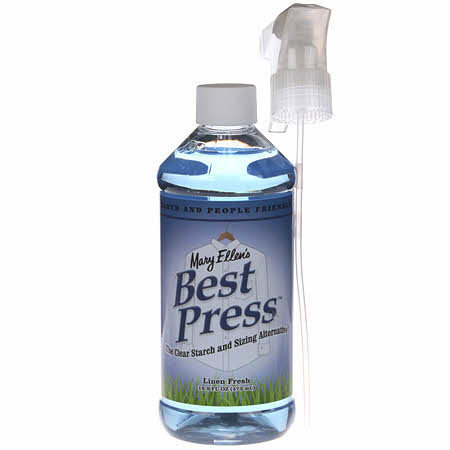 Best Press Bügelspray 16oz (473ml) Linen Fresh