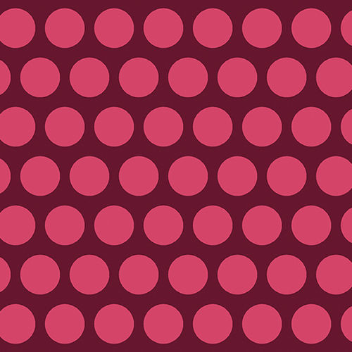 Dot Crazy Large Dot Burgundy