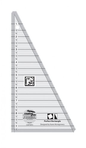 Perfect Rectangle Ruler 9 1/2 inch