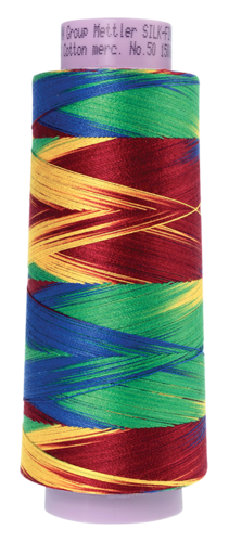 Mettler Silk Finish Multicolor - 9840