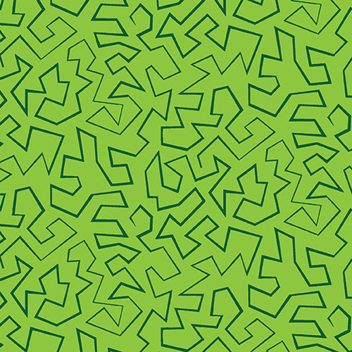 Fandangle - Paper Cuts Green
