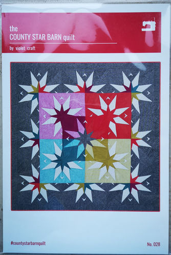 the County Star Barn Quilt