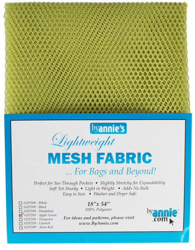 Mesh - Apple Green