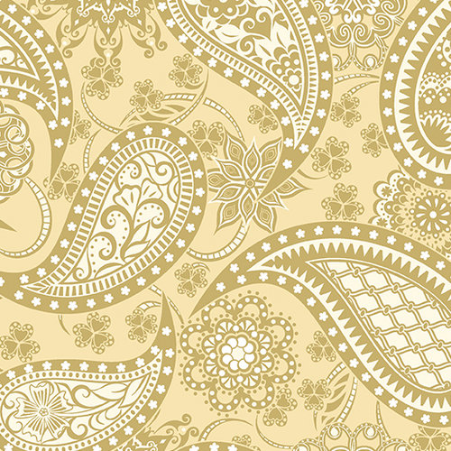Jubilee - Paisley Gold