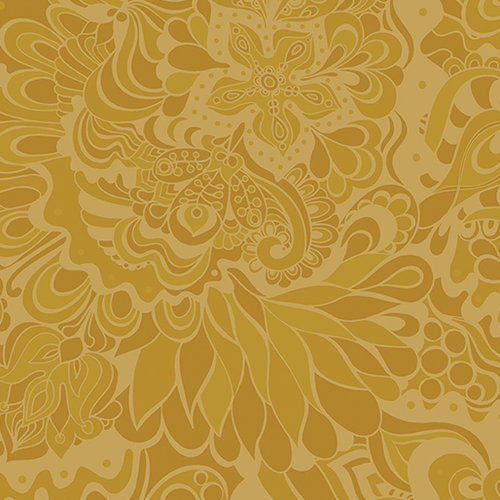 Jubilee - Floral Gold
