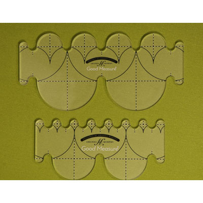 Amanda Murphy Good Measure Every Clamshell Template Set (2 Teile)