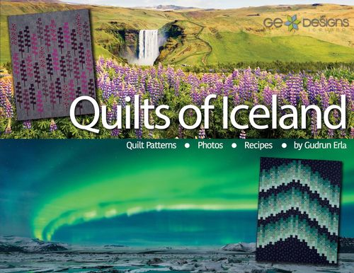 Quilts of Iceland von Gudrun Erla