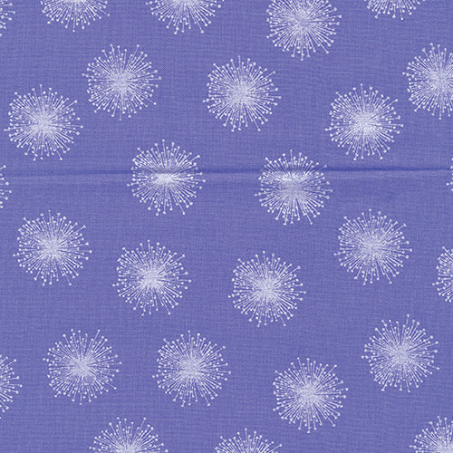 Pearl Reflections - Floating Dandelion - Purple / Lilac