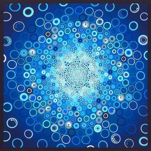 Amelia Caruso - Effervescence - Panel Water