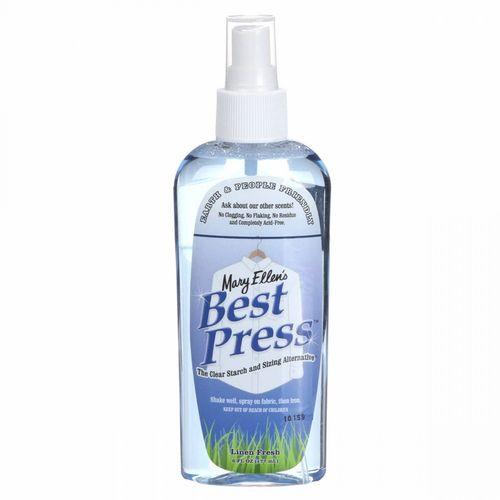 Best Press Bügelspray 6oz (177ml) Linen Fresh