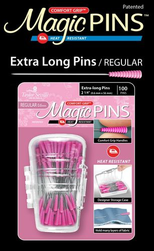 Magic Pins - Extra long / Regular - 100 Stück