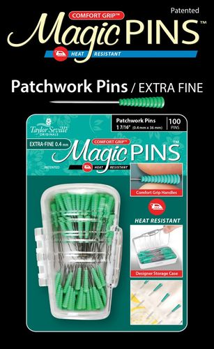 Magic Pins - Extra Fine - 100 Stück