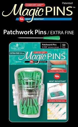 Magic Pins - Extra Fine  - 50 Stück