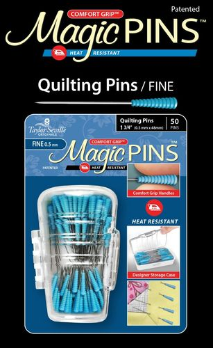 Magic Pins - Quilting Pins Fine  - 50 Stück