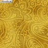 Radiant Paisley - Butternut / Gold