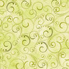 "Swirling Splendor 108"" - Moss Green"