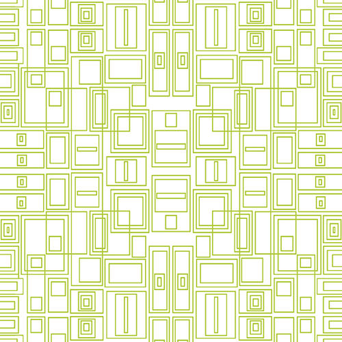 Good Vibes - Circuit Board Green / White - 1639-45