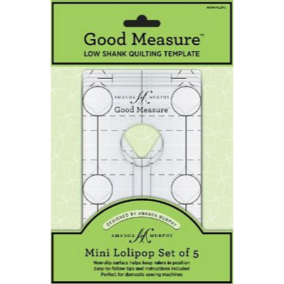 Amanda Murphy Good Measure - LOW SHANK -  Mini Lillipop (5 Teile)