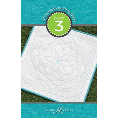 Wholecloth Quilting Ideas - Block 3