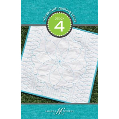 Wholecloth Quilting Ideas - Block 4