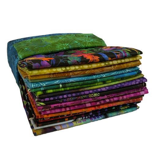 Urban Jungle - Fat Quarter Paket